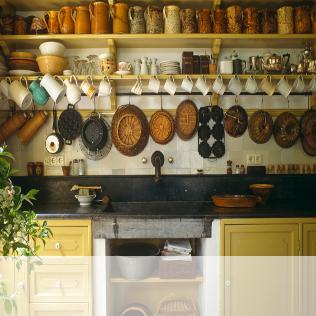 Cocinas deliciosas cocinar con dise o westwing for Cocinas antiguas