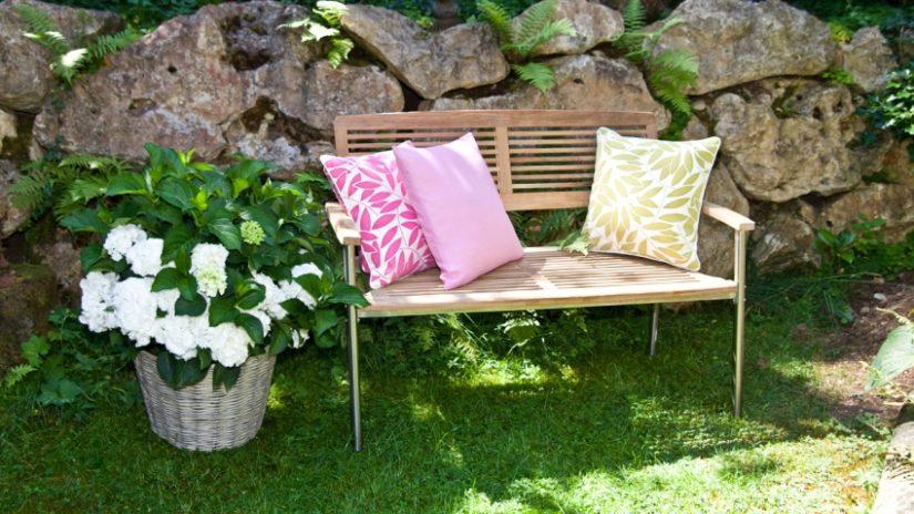 Terrazas de diseño jardín