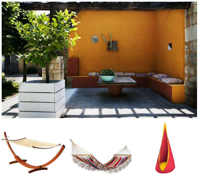 Terrazas modernas ideas y trucos westwing - Muebles para terraza pequena ...