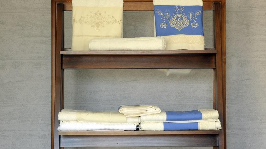toallas originales amarillos