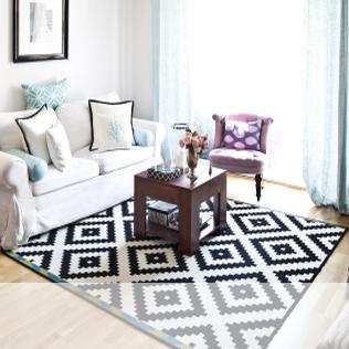 Todas las alfombras a tus pies westwing - Westwing alfombras vinilo ...