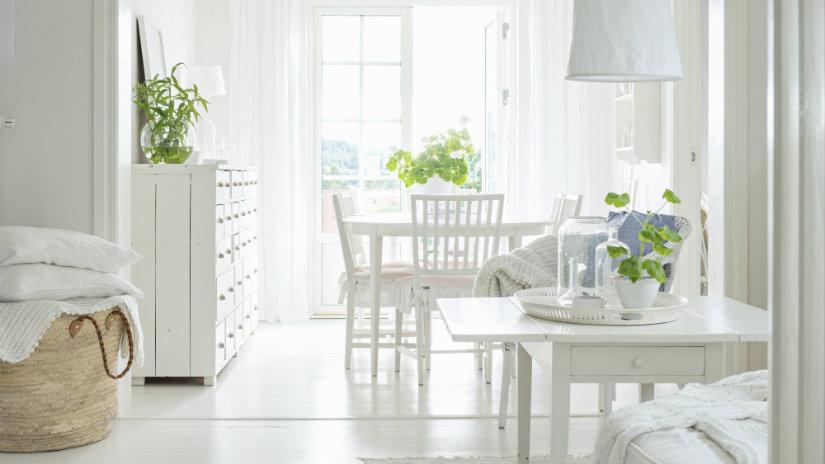 Comedor blanco: ideas para tu casa | WESTWING