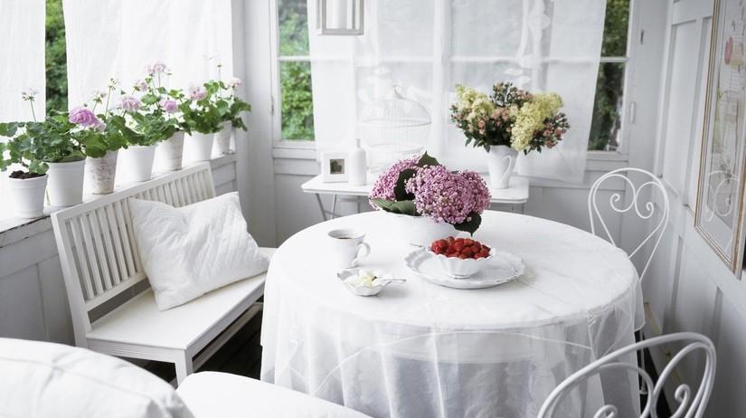comedor para jardín