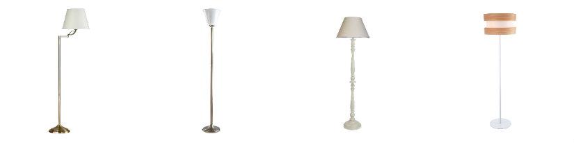 comedores clásicos lámparas de pie