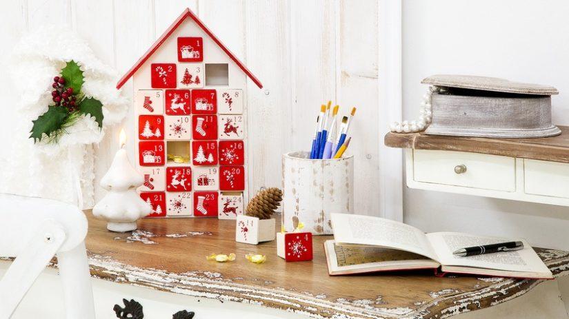 Adornos navideños DIY