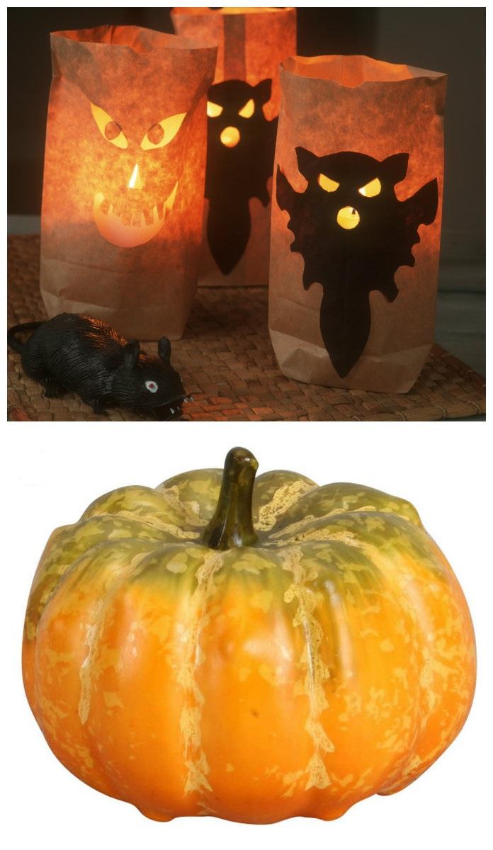 decoración de halloween para exterior