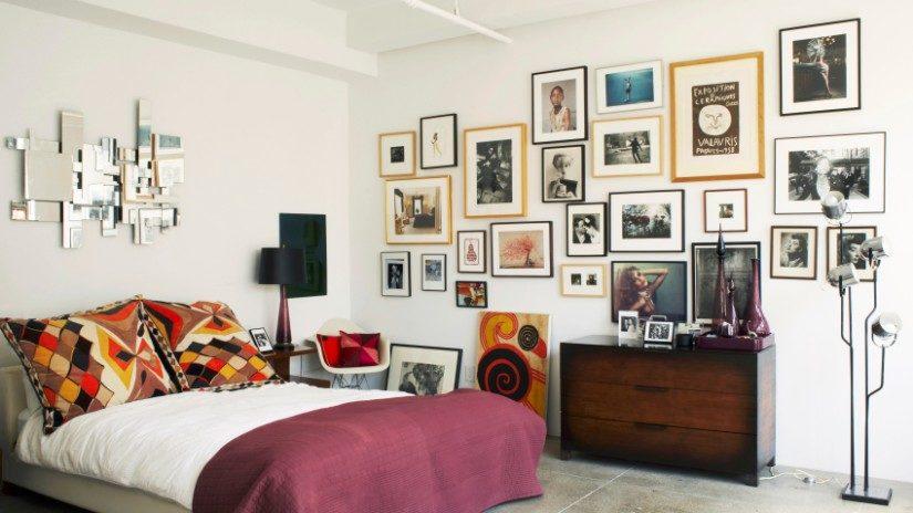Marcos para cuadros viste paredes con estilo westwing - Marcos para cuadros grandes ...