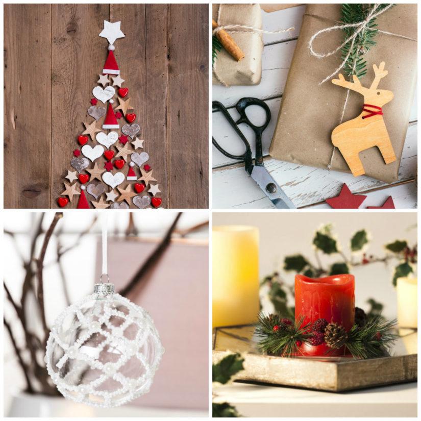 Decoración DIY navidad