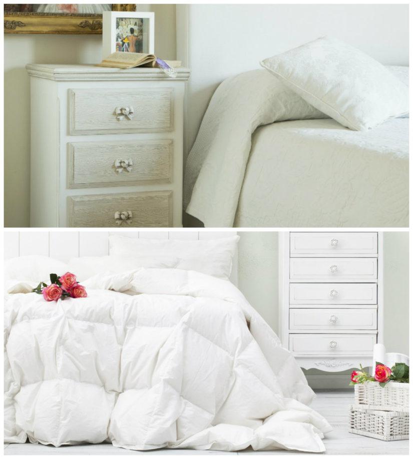 Dormitorio blanco la base de un estilo nico westwing - Alfombras dormitorio amazon ...