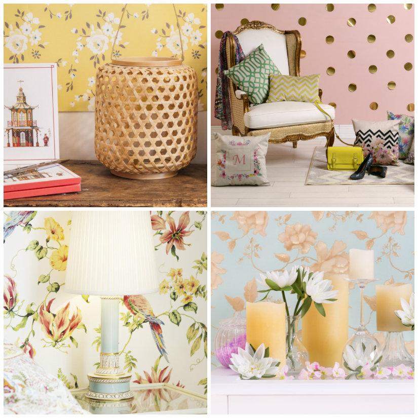 Paredes originales 10 ideas que te encantar n westwing - La casa del papel pintado ...
