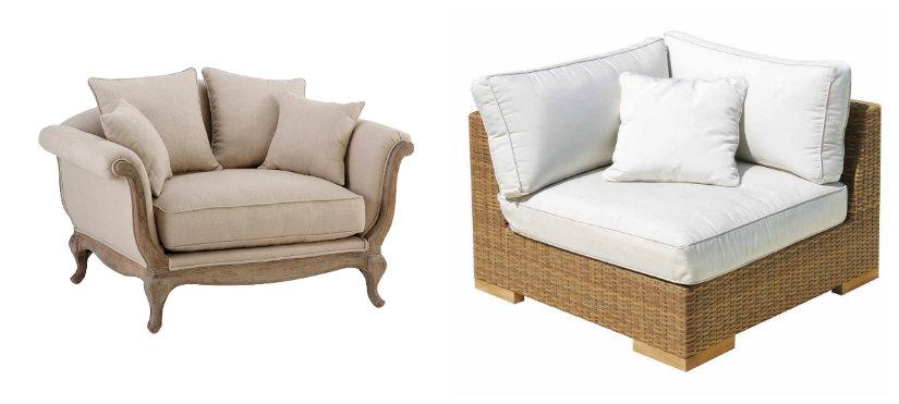 sofá de una plaza