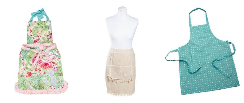 delantal para mujer estilo vintage