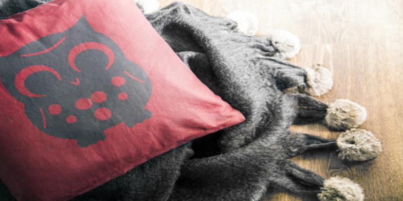 mantas de lana para invierno