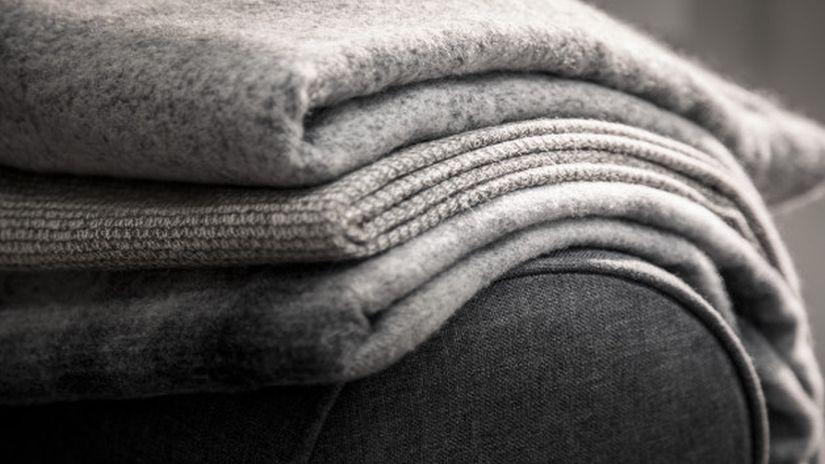 Mantas de lana la mejor selecci n para invierno westwing - Lana gorda para mantas ...