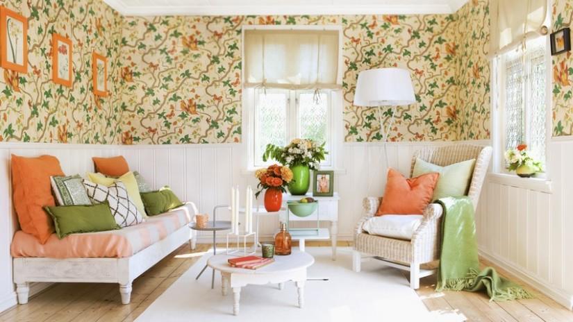 Papel pintado de bamb la naturaleza en casa westwing for Papel pintado para puertas
