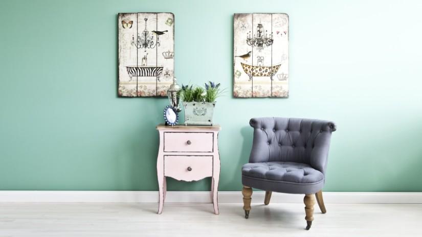 Papel pintado para pasillos ideas de estilo westwing - Comodas blancas leroy merlin ...