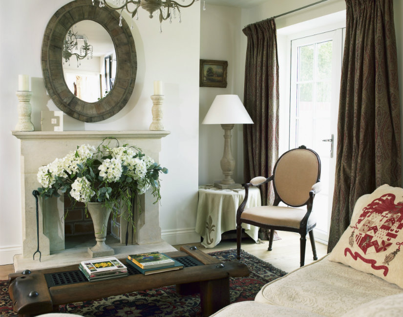 Salones clasicos modernos muebles salon rusticos modernos for Salones clasicos modernos