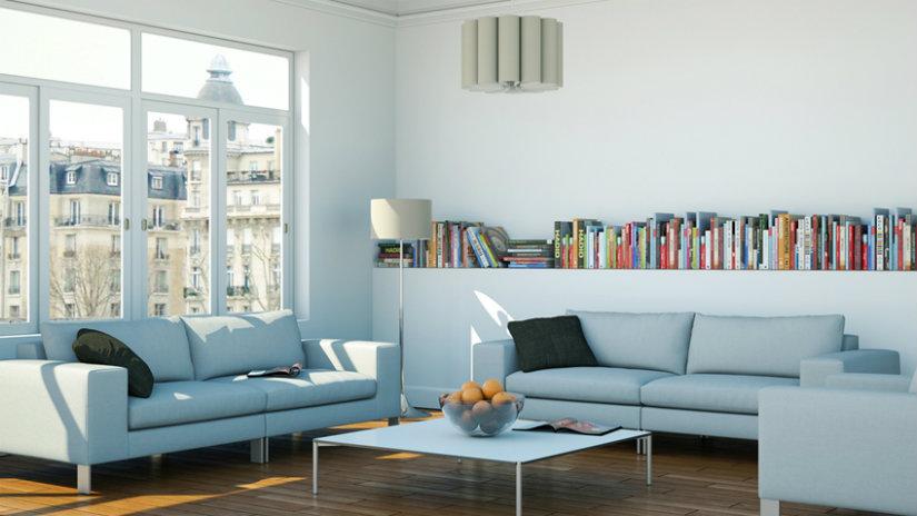 salones de lujo minimalistas