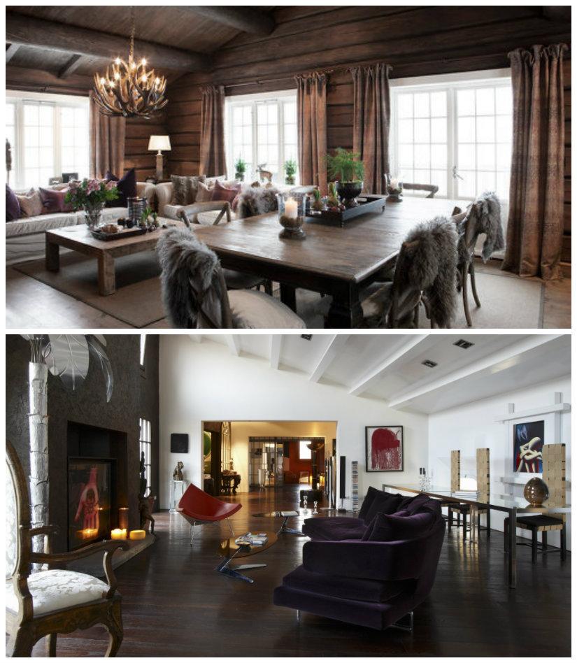 Salones oscuros te damos ideas para decorarlos westwing - Salones con muebles oscuros ...
