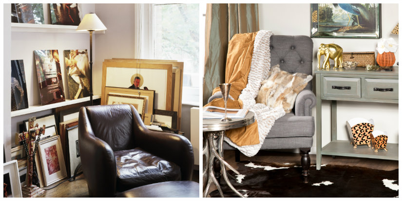 Salones vintage el encanto de muebles nicos westwing - Decoracion de salones vintage ...