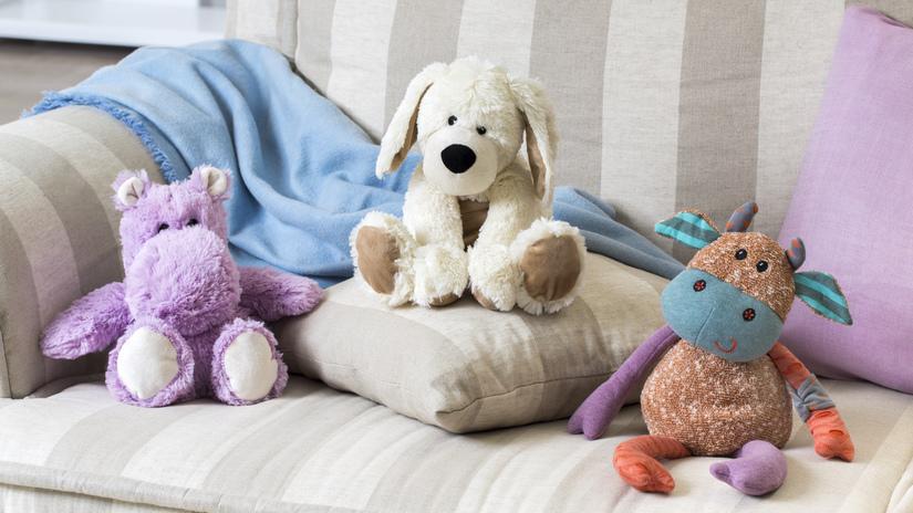 sofás para niños