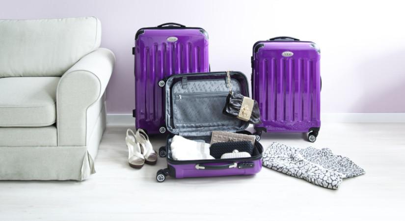 maletas de mano de colores