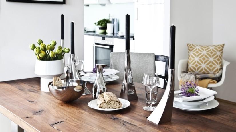 Muebles de comedor modernos s al dise o westwing for Mesas para muebles modernas