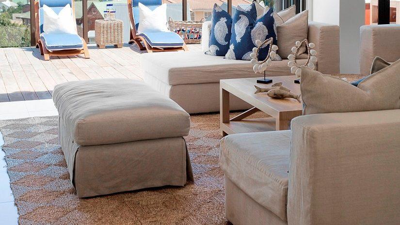 Grandes alfombras de coco