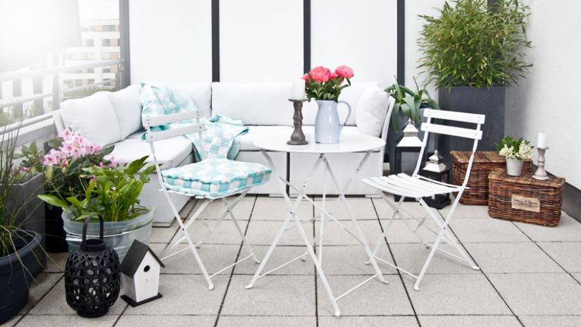 Dise o de terrazas los mejores trucos y consejos westwing for Amazon muebles terraza