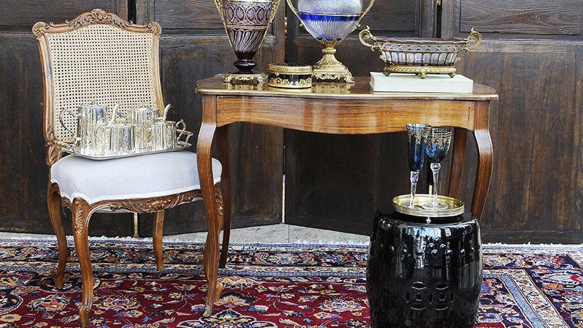 alfombras, estilo persa