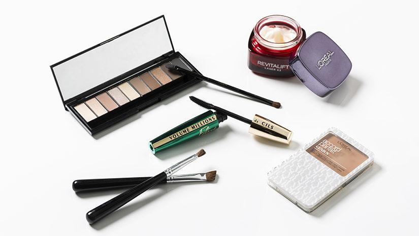 maquillaje, l'oréal