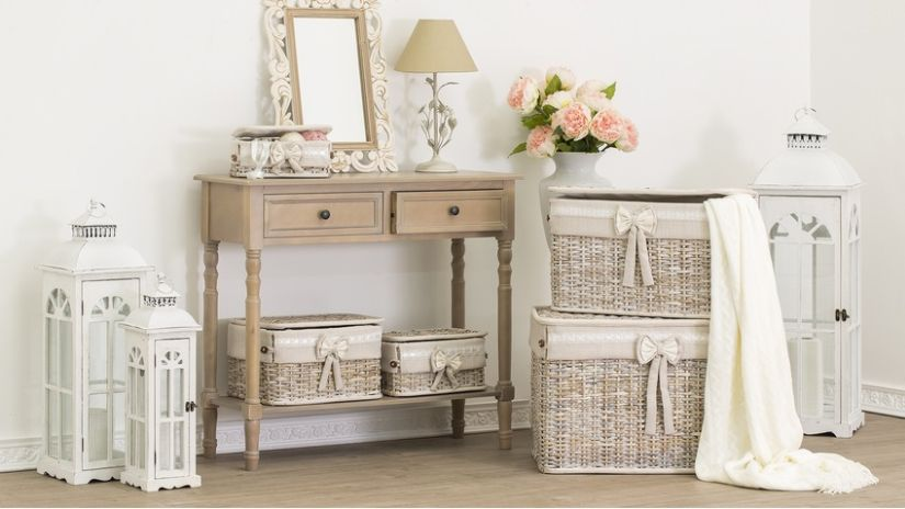 Style shabby chic d coration d 39 int rieur westwing for Mobilier shabby chic