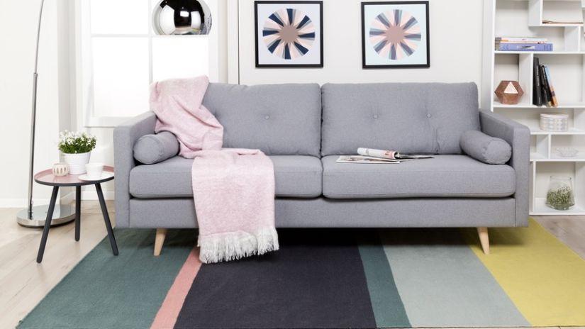 Salon Au Design Scandinave