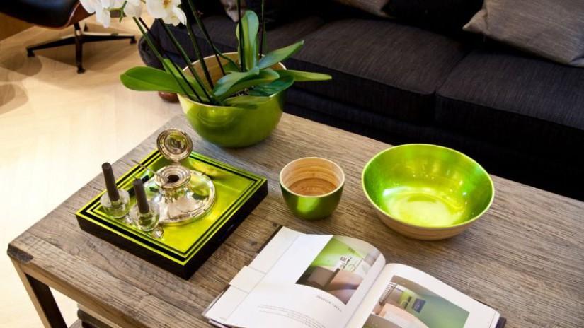 feng shui, intérieur, aménagement salon zen