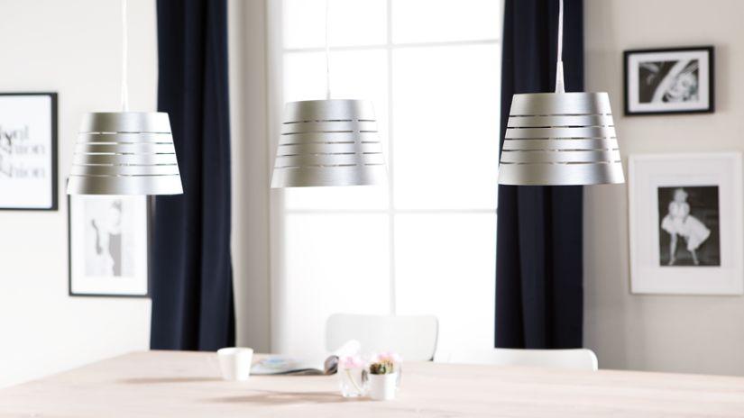 Lampes de cuisine modernes