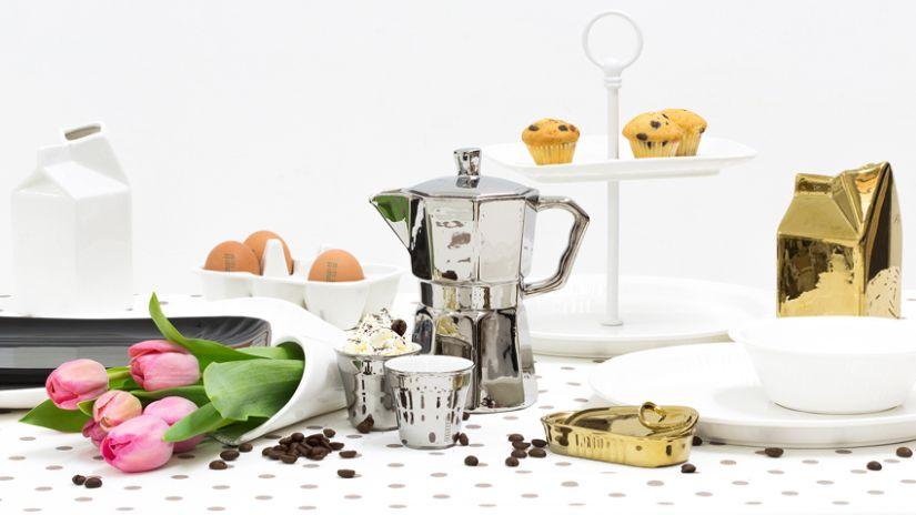 Machine à café à l'italienne