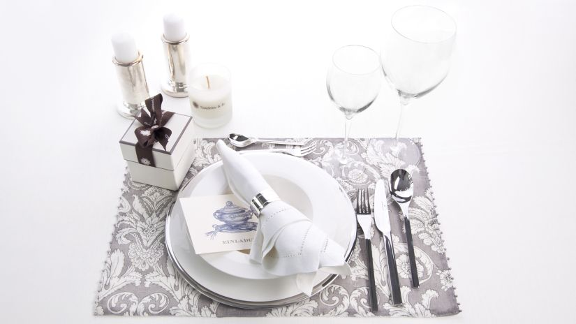 linge de table, set de table, serviette de table