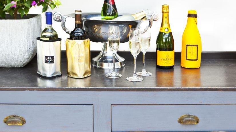 meuble rangement bar, meuble pour bouteilles, rangement bar