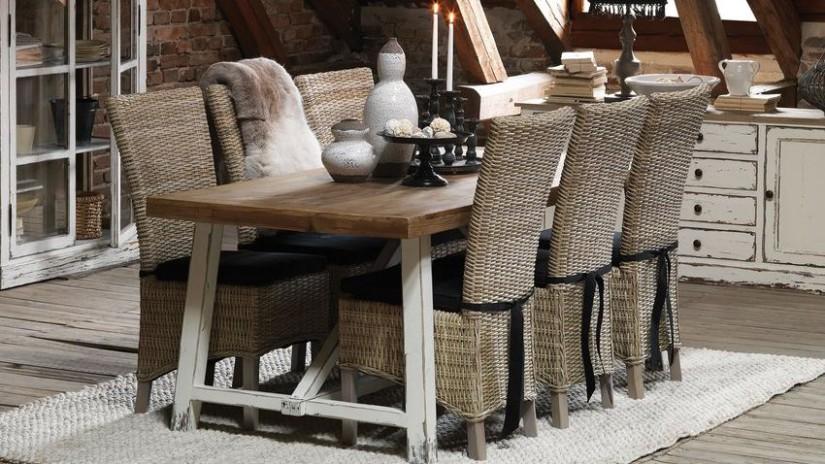 rotin du confort dans une ambiance naturelle westwing. Black Bedroom Furniture Sets. Home Design Ideas