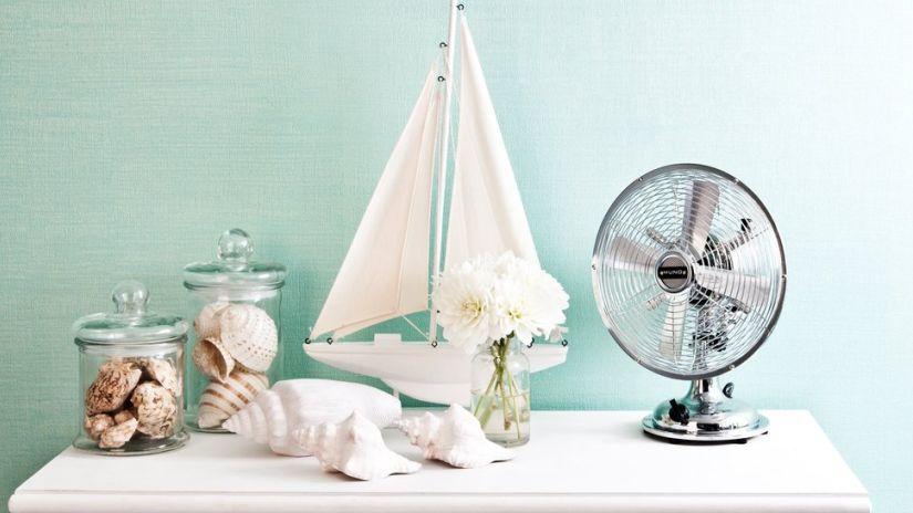 ventilateur, ventilateur sur pied