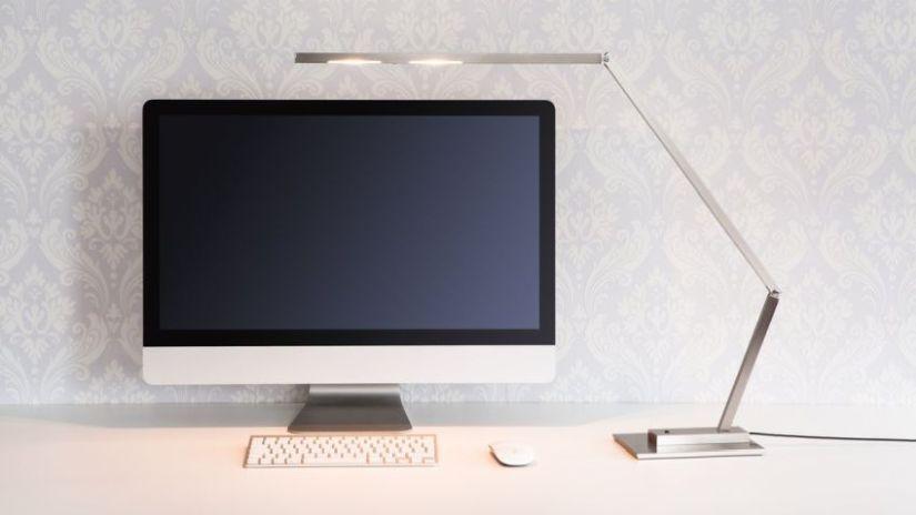Eclairage LED pour bureau