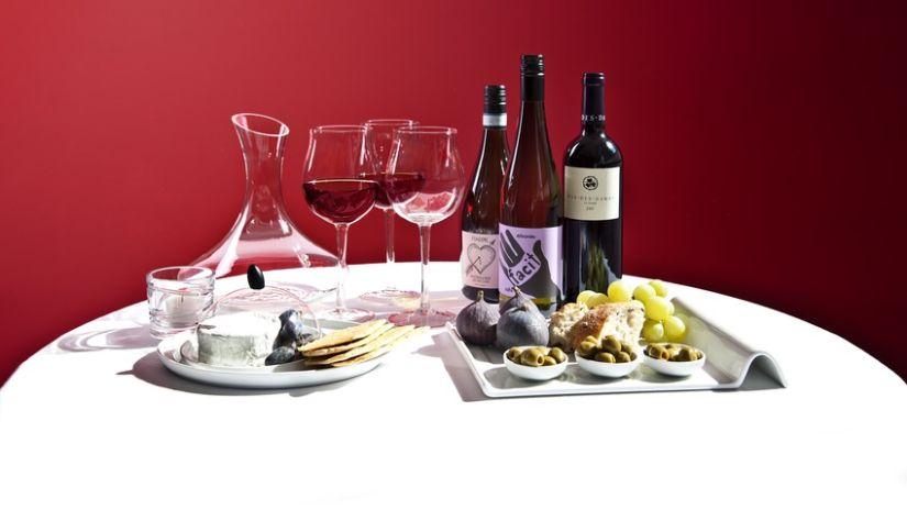 Décanteur à vin en verre