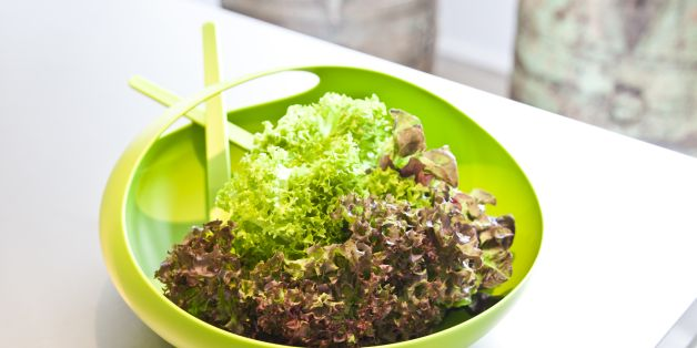 Couverts à salade