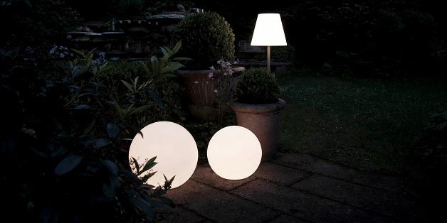 Luminaire ext rieur illuminez votre ext rieur westwing for Luminaire exterieur sol