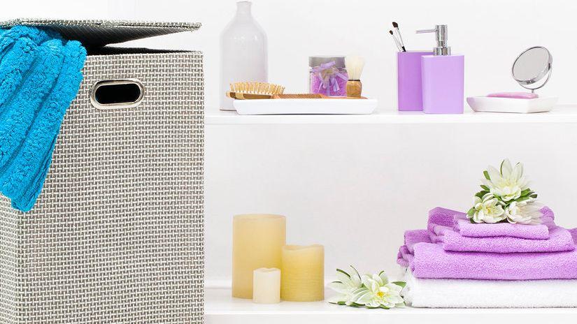 étagère de douche, étagère pour douche, produits de beauté