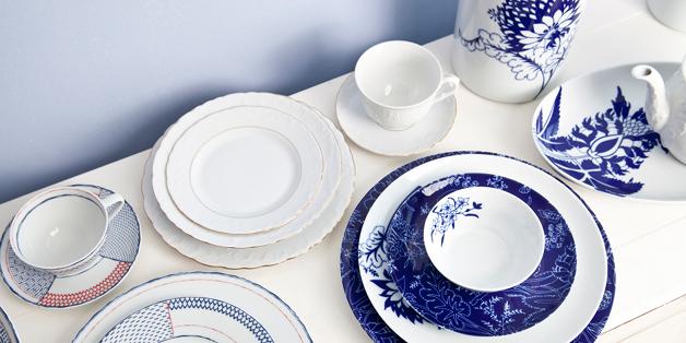 Assiette japonaise, service de table japonais