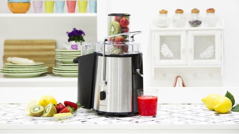 Robot hachoir pour jus de fruits et soupes