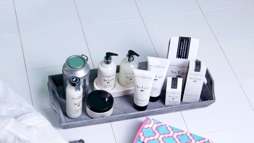 brosse de massage, crèmes de massage, soins beauté