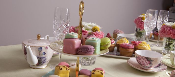 assiette à dessert