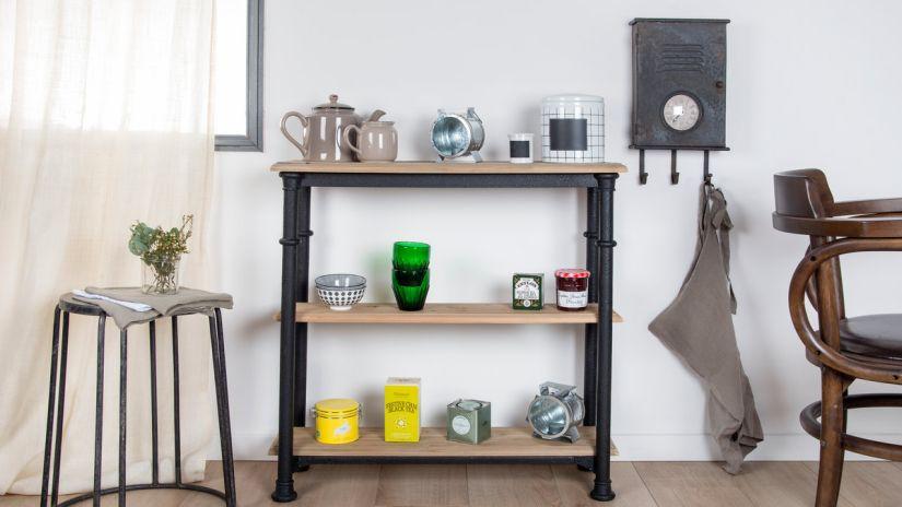 desserte cuisine ventes priv es westwing france. Black Bedroom Furniture Sets. Home Design Ideas